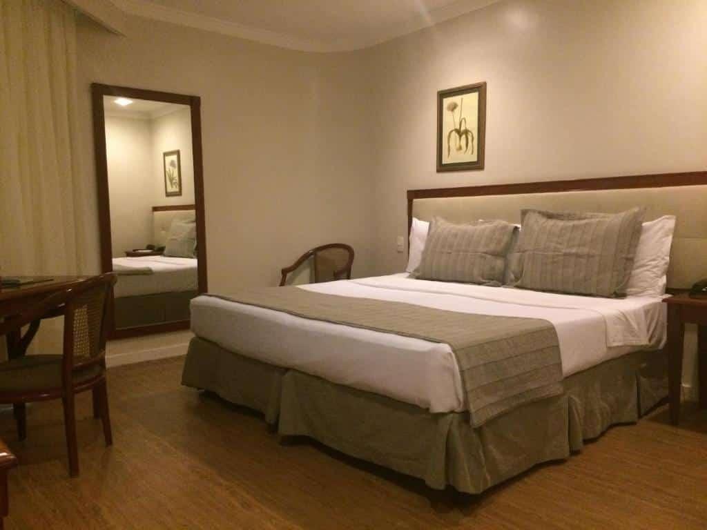 quarto do Olinda Rio Hotel