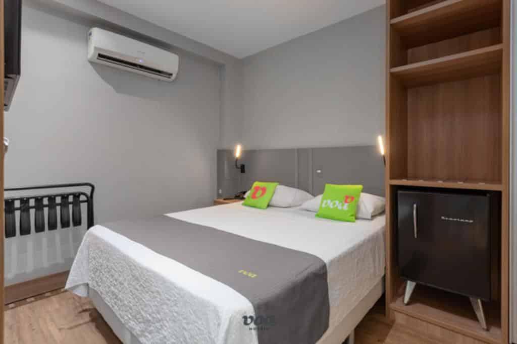 suite do Plaza Spania Hotel