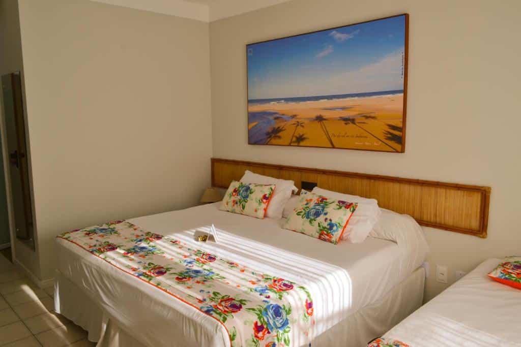 quarto do Resort Costa dos Coqueiros