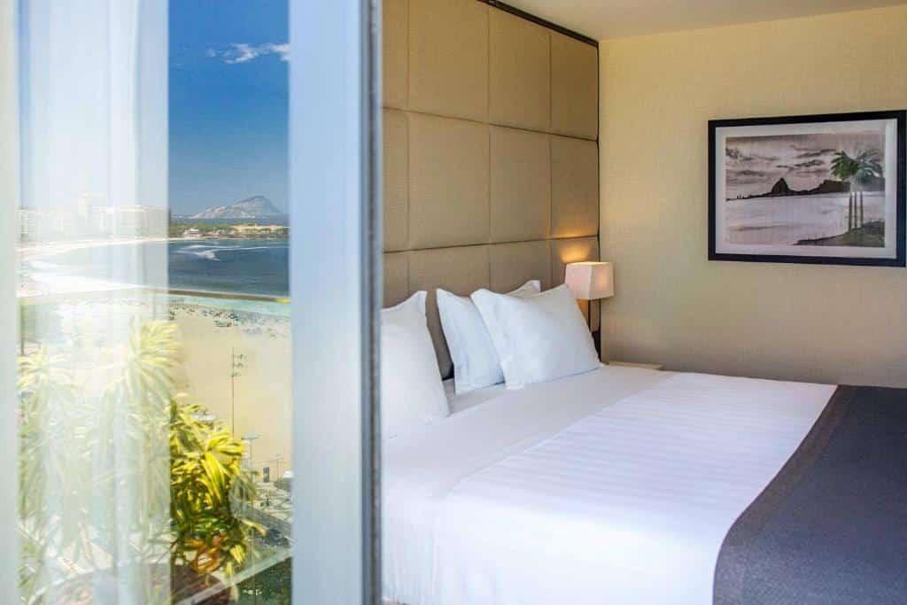 windsor california hotel em copacabana