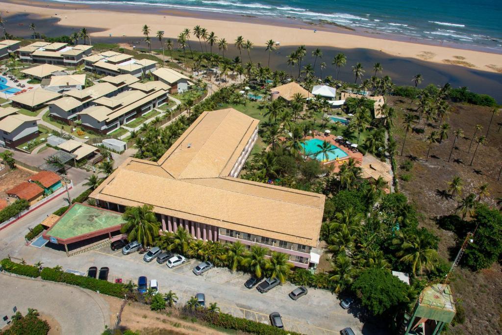 Resort Costa dos Coqueiros na Bahia