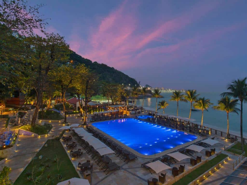 Sheraton Grand Rio Hotel & Resort no rio de janeiro