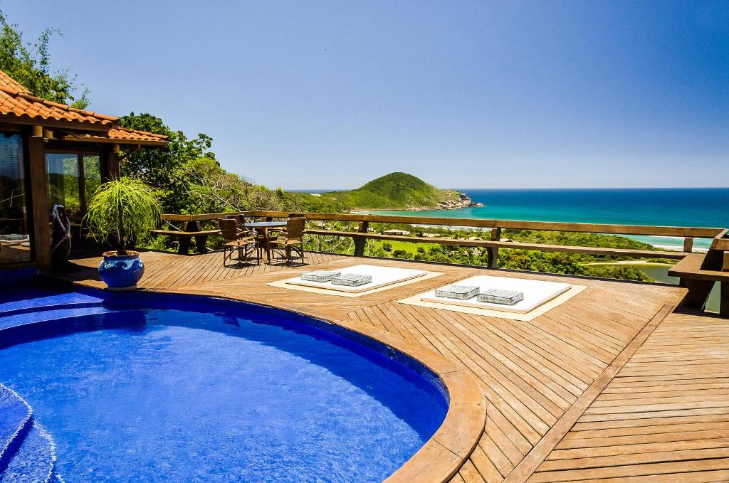 Solar Mirador Exclusive Resort e SPA em Santa Catarina