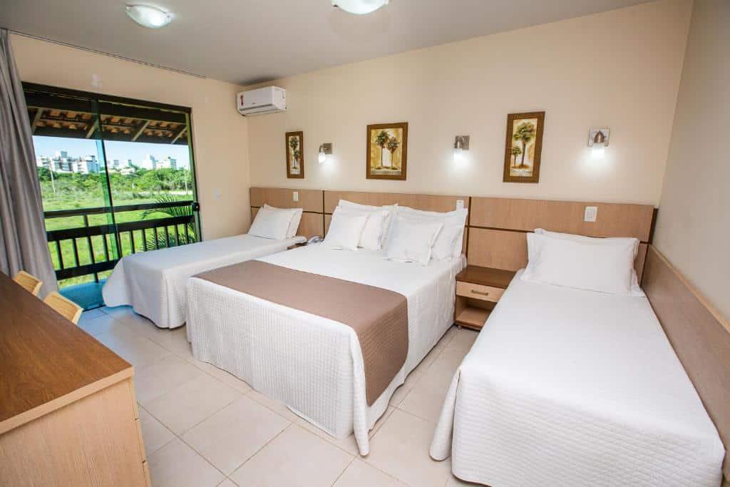 quarto do Águas de Palmas Resort