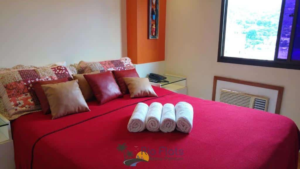 suite do Apart Hotel Leblon Ocean