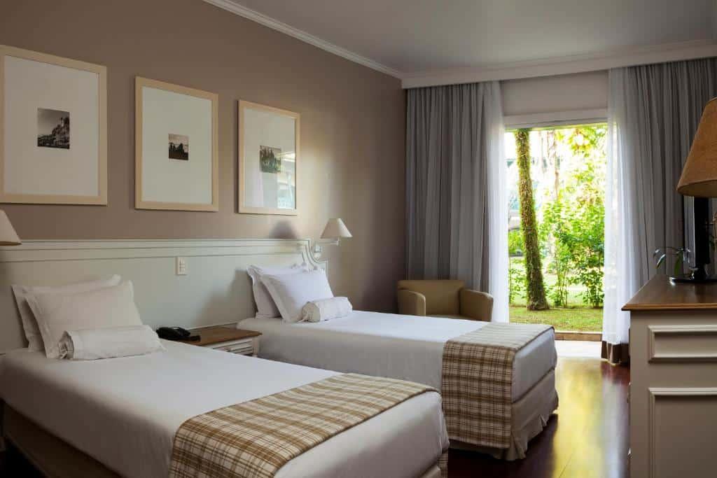 quarto da Casa Grande Hotel Resort & Spa