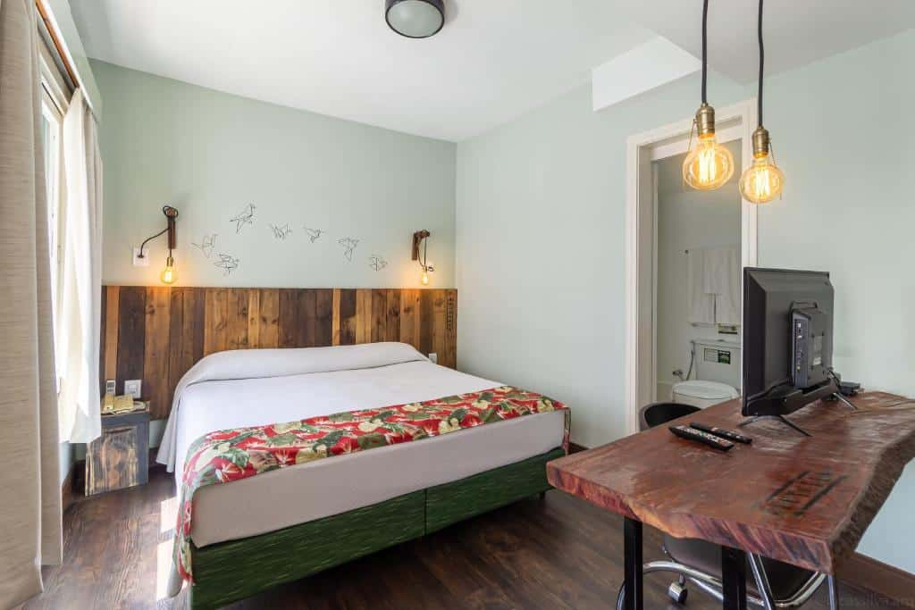 quarto do Eko Residence Hotel
