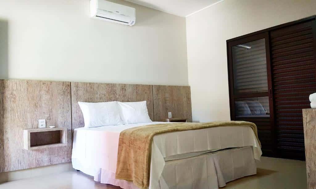 quarto do Escarpas Resort