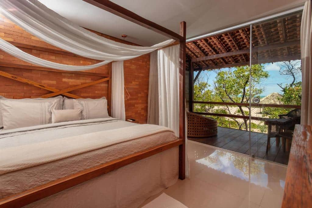 suíte do Pratagy Acqua Park Beach All Inclusive Resort - Wyndham