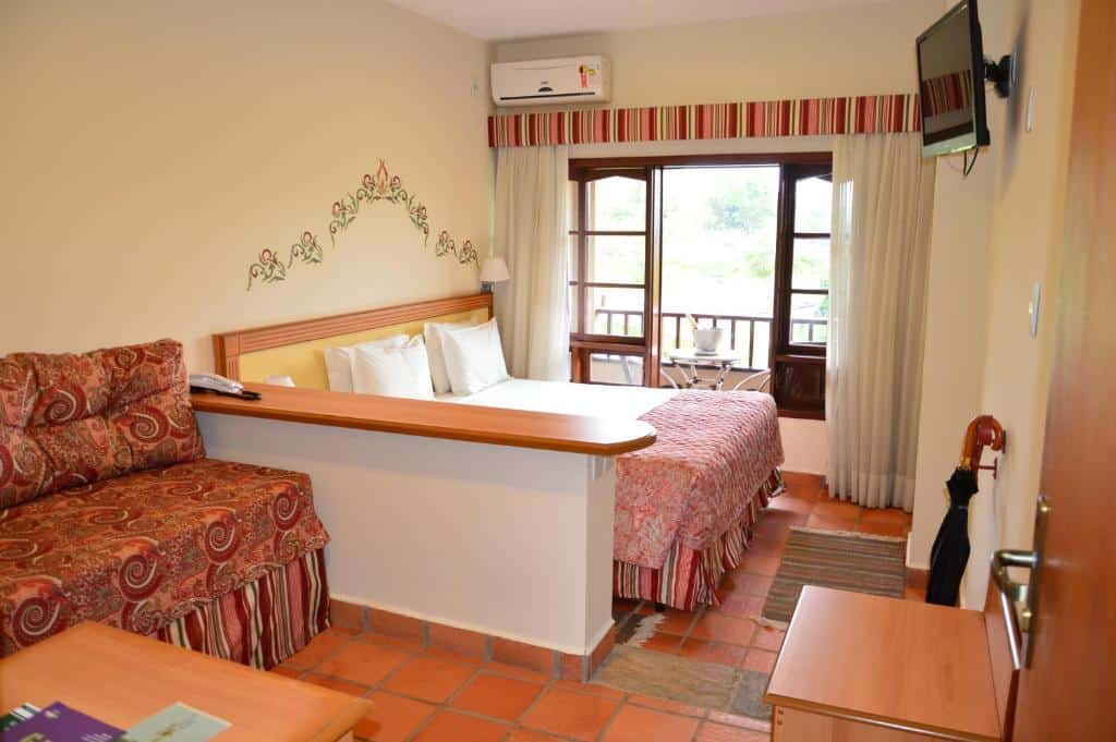 quarto do Villa di Mantova Resort Hotel