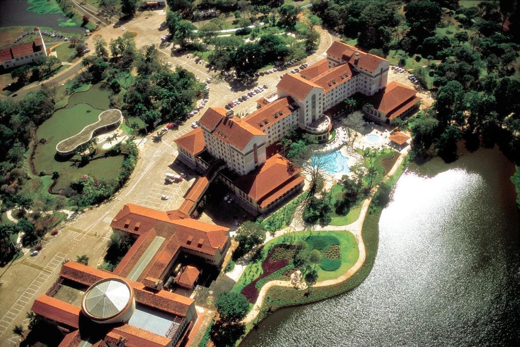 Tauá Grande Hotel e Termas de Araxá nos resorts em minas gerais