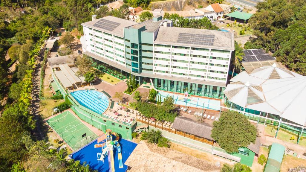 Thermas All Inclusive Resort Poços de Caldas em Minas Gerais
