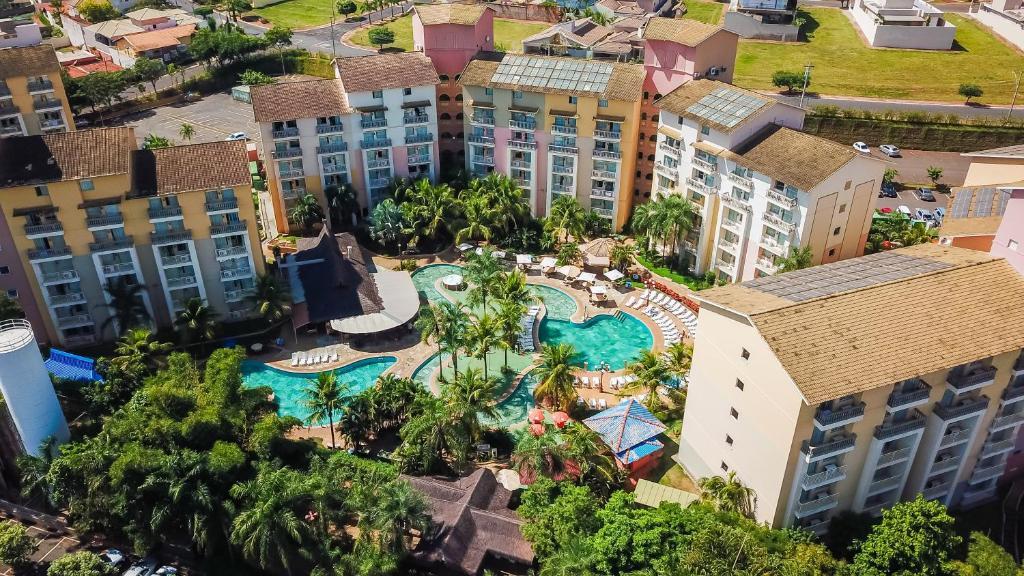 Thermas de Olimpia Resorts by Mercure