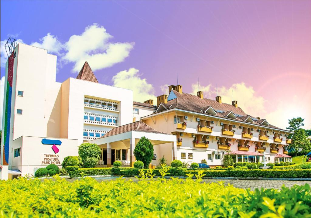 Thermas Piratuba Park Hotel nos resorts em santa catarina