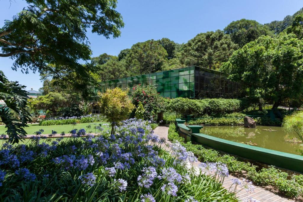 resort Unique Garden em são paulo