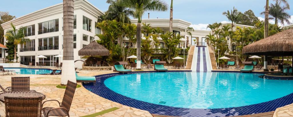 Vale Suíço Resort em Minas Gerais