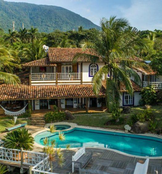 Via Toro Guest House, em Ilhabela, uma das pousadas de luxo em São Paulo