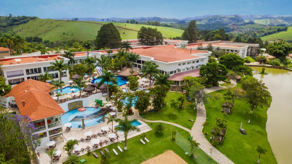 Vista Aérea do Vale Suíço Resort
