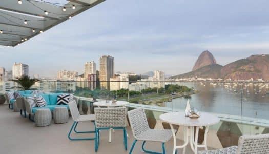 Hotéis em Botafogo – 8 Estadias Imperdíveis