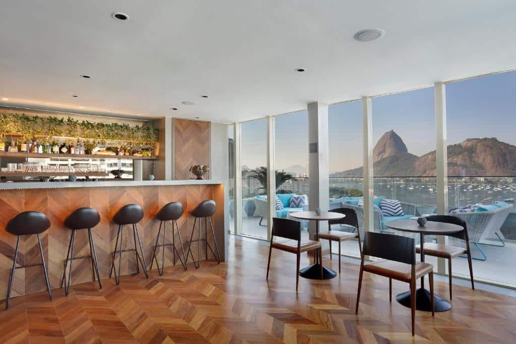 Yoo2 Rio de Janeiro by Intercity nos hotéis em botafogo