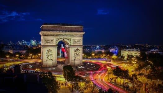 Hotéis perto do Arco do Triunfo em Paris – 12 dos melhores