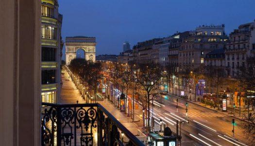 Hotéis perto da Champs-Elysées em Paris – 10 bem localizados