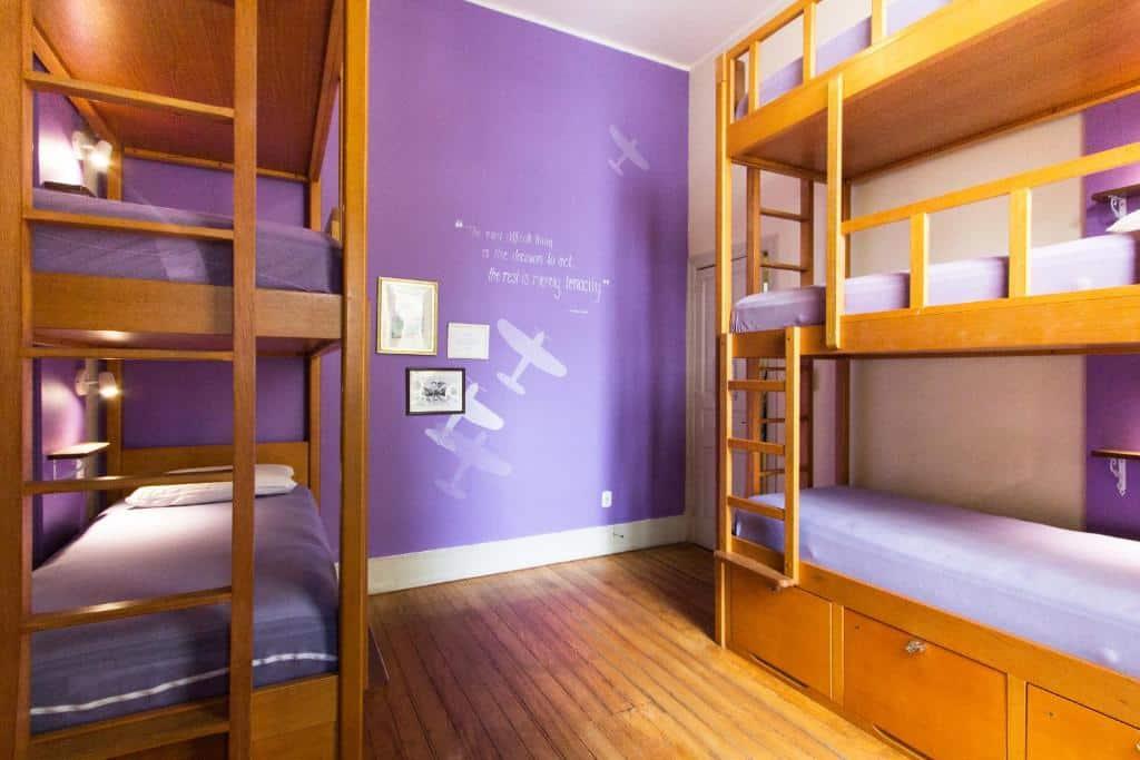 Discovery Hostel no bairro Glória