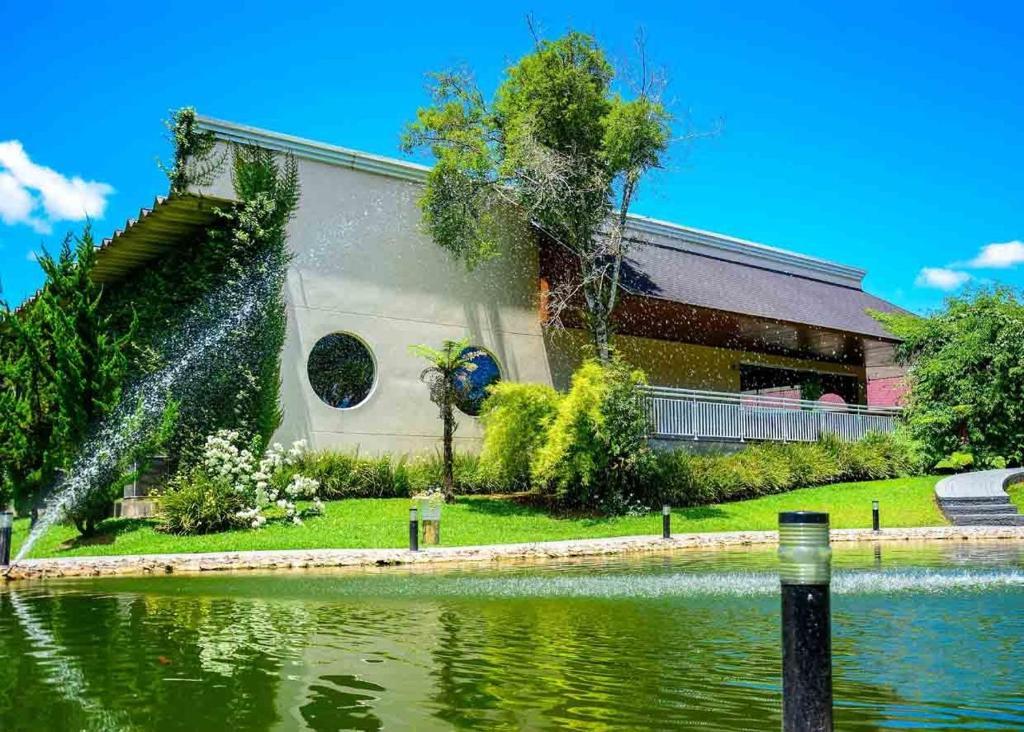Eco Hotel Bouganville perto de Curitiba
