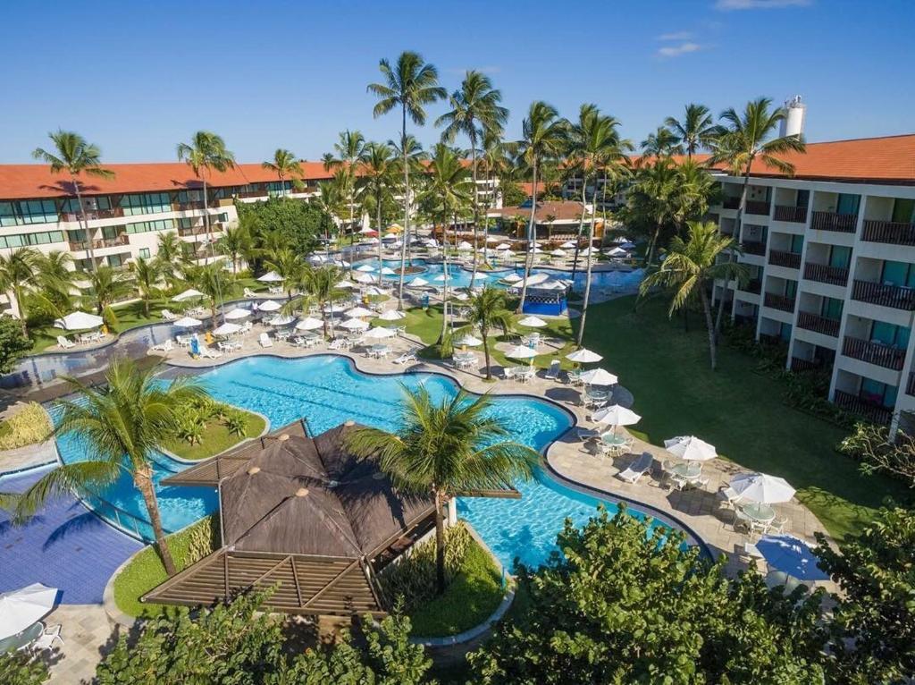 Hotel Flats Resort Porto Beach em Muro ALto