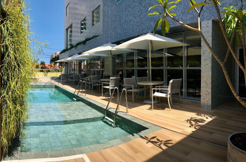 onde ficar em Maceió no Flix Hotel