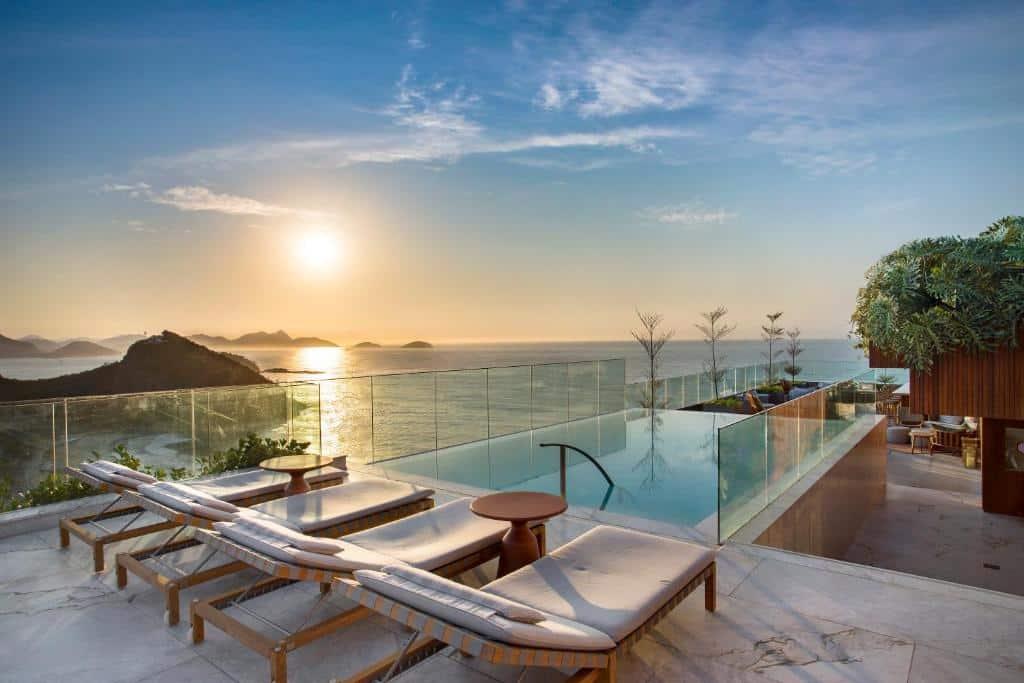 onde ficar no Hilton Copacabana Rio de Janeiro