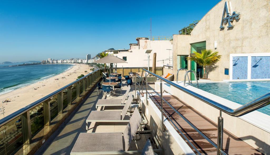 onde ficar no Hotel Astoria Palace no Rio de Janeiro