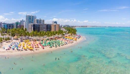 Hotéis em Maceió – 12 Indicações perto da praia