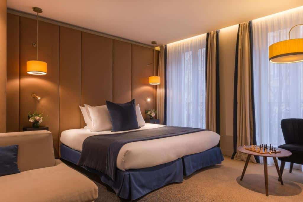 Um dos hotéis em Paris mais indicados