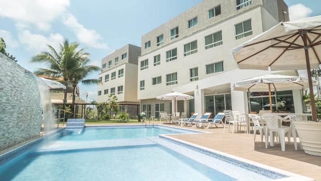 Hotel Vivenda dos Arrecifes em Porto de Galinhas