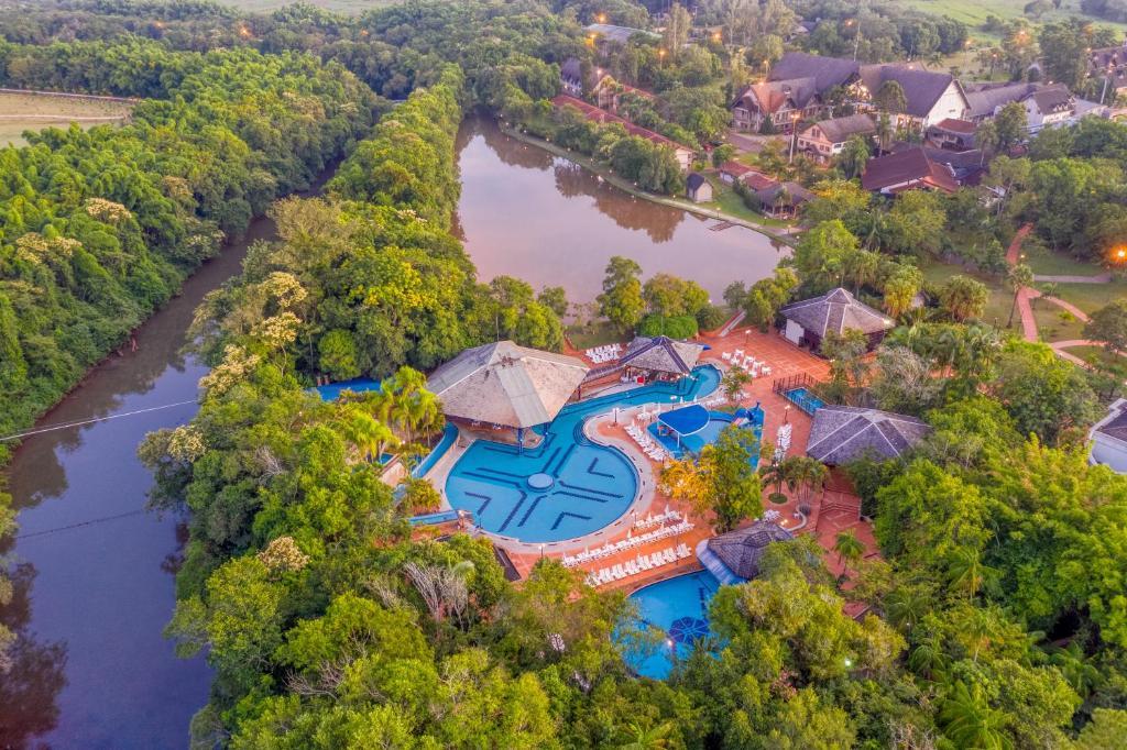 Lagos de Jurema Termas Resort em Iretama
