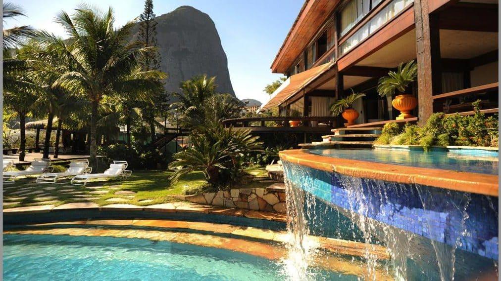 Le Chateaux Joá Boutique Hotel no Rio de Janeiro