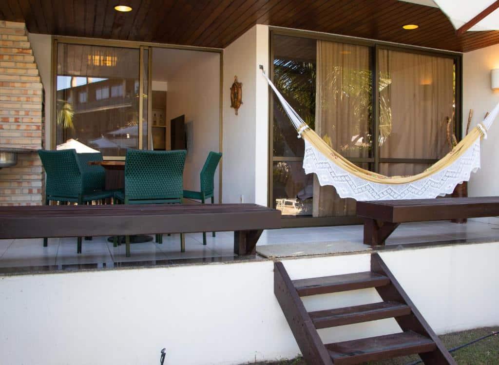 pousada Nannai Residence Muro Alto