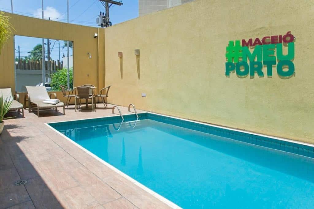 onde ficar no Hotel Porto Maceió
