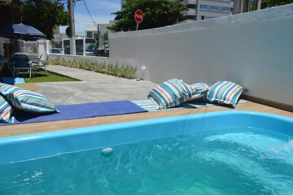 piscina da Pousada Praia Pajuçara