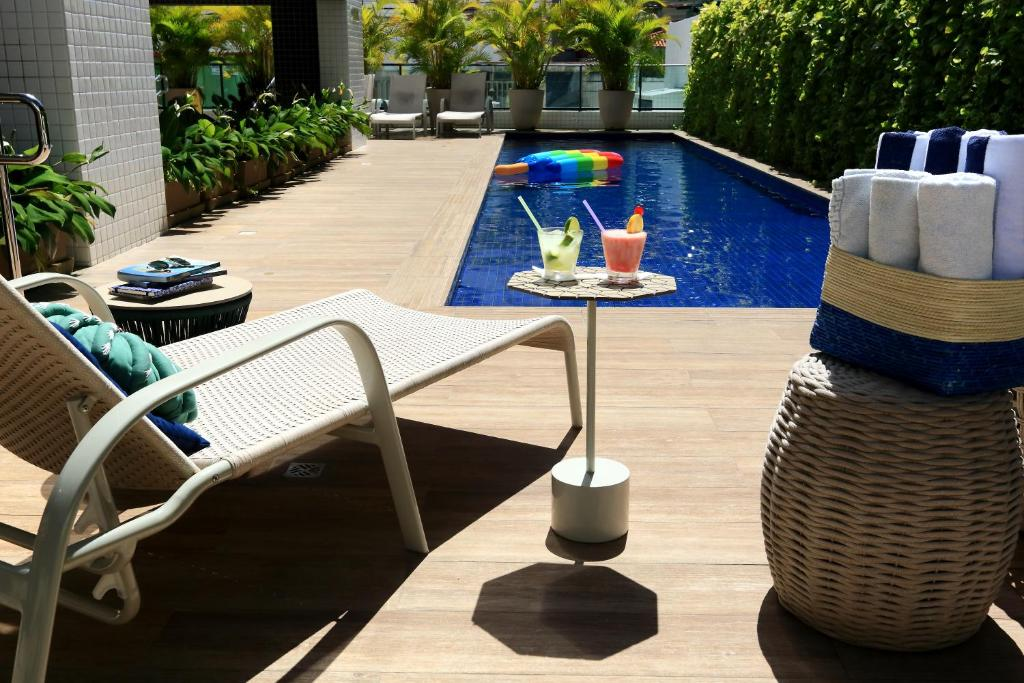 onde ficar no Porto Kaeté Hotel em Maceió