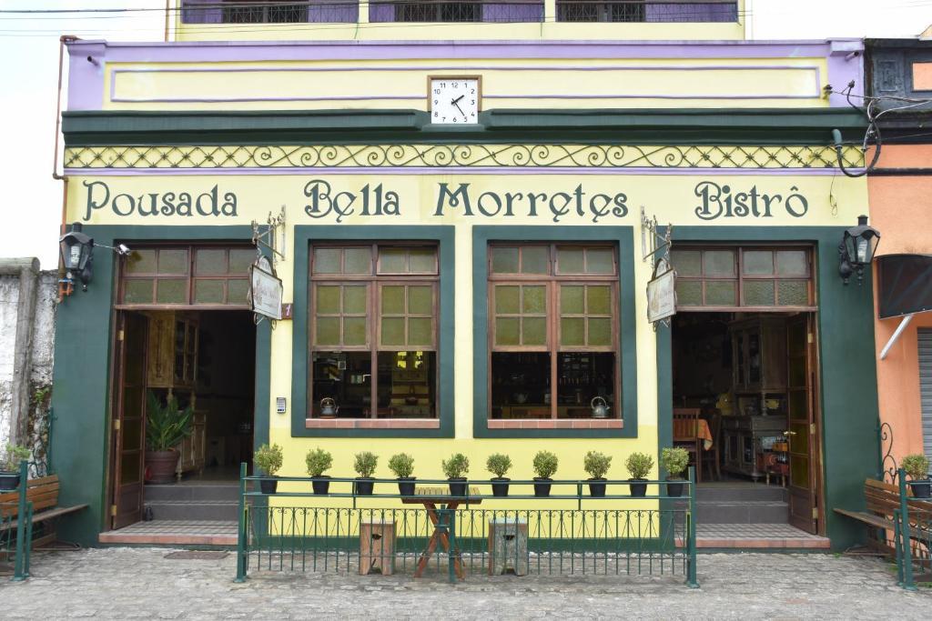 Pousada Bella Morretes perto de Curitiba