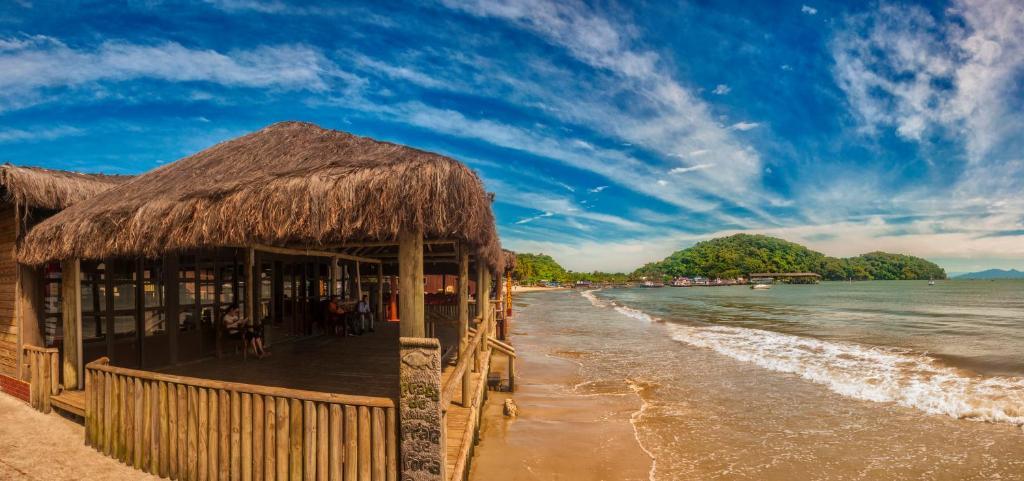 Pousada Mariamar na Ilha do Mel