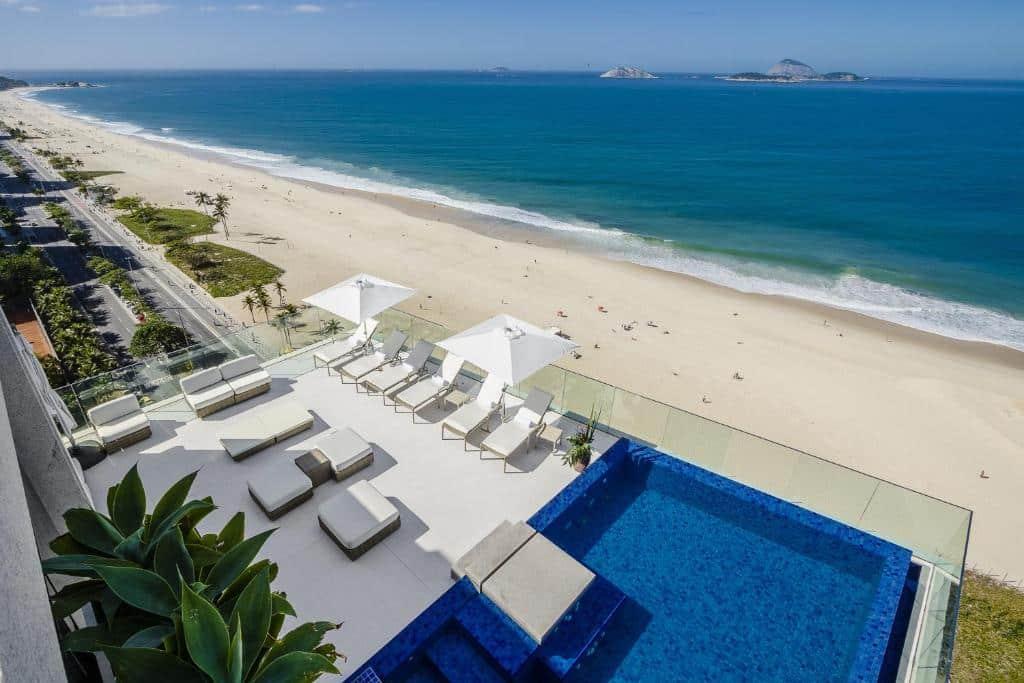 onde ficar no rio de janeiro Praia Ipanema Hotel