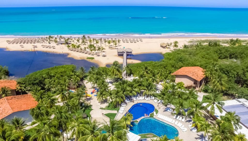 Pratagy Acqua Park Beach Resort Wyndham em Maceió