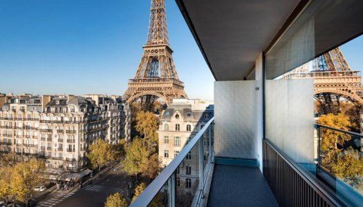 Hotéis com vista para a Torre Eiffel – 11 super bem situados