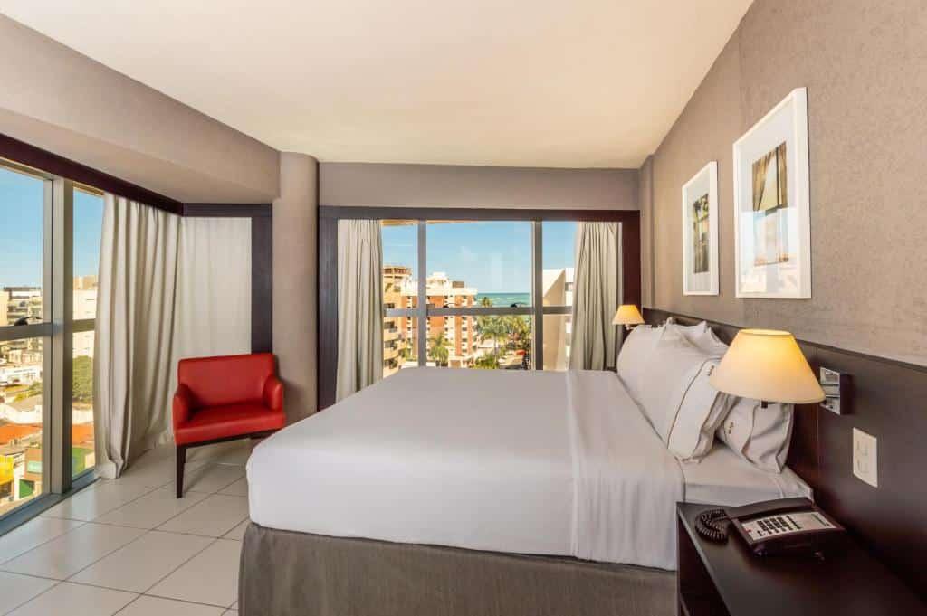 quarto do Holiday Inn Express Maceió, an IHG Hotel