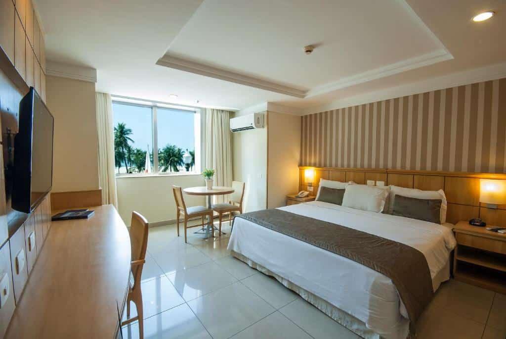 quarto do Hotel Astoria Palace