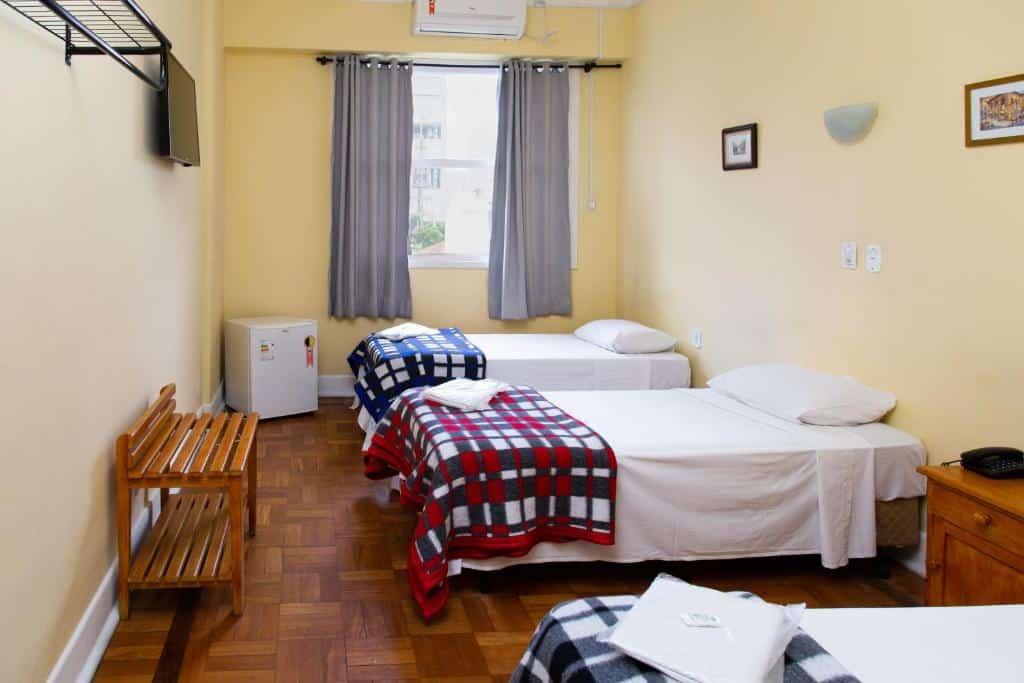 suite do Hotel Carioca
