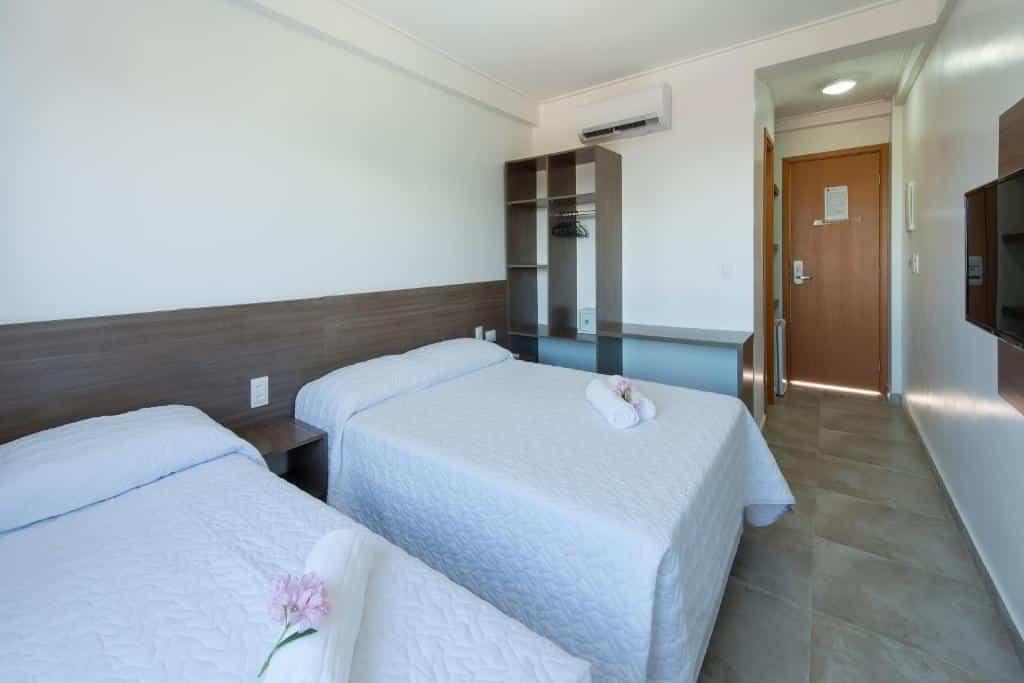 quarto do Hotel Vivenda dos Arrecifes